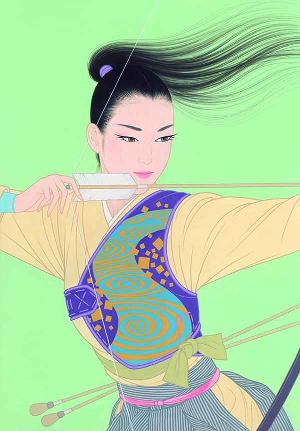 人吉お城まつり Ⓒ鶴田一郎